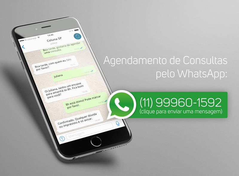 Clique para enviar um whatsapp direto