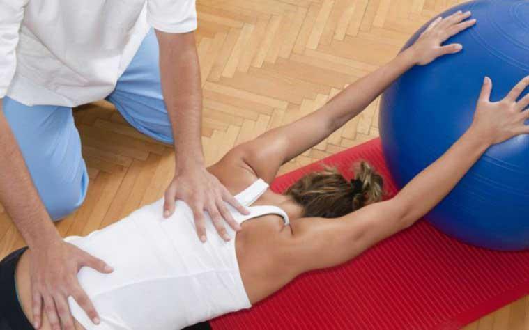 Tratamento para Hérnia de Disco: Fisioterapia