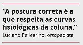 Como corrigir a má postura nas atividades do dia a dia: Dr. Luciano Pellegrino, Ortopedista Especialista em Coluna